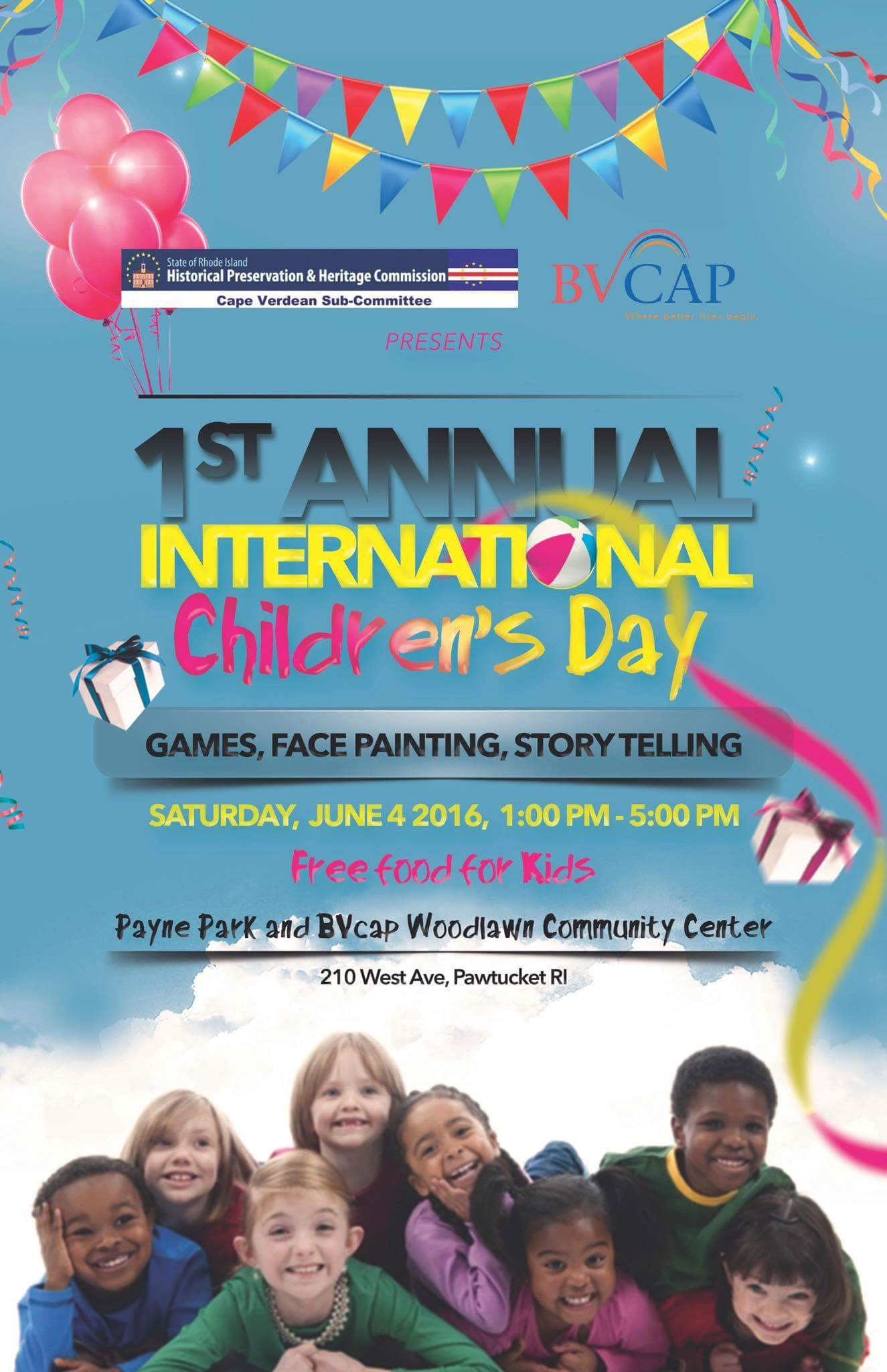 International Children's Day